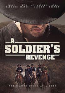 A Soldier's Revenge 2020 DVDR BD NTSC Latino