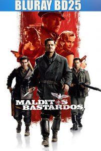 Inglourious Basterds 2009 BD25 Latino