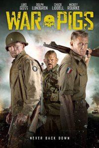 War Pigs 2015 DVDR R2 PAL Spanish