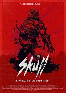 Skull The Mask 2020 DVDR BD NTSC Spanish