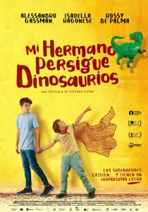 Mio Fratello Rincorre I Dinosauri 2019 DVDR BD NTSC Spanish 5.1