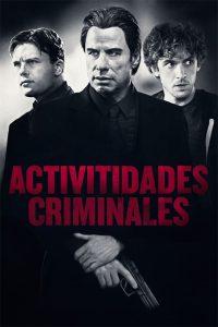 Criminal Activities 2015 DVDR R1 NTSC Latino
