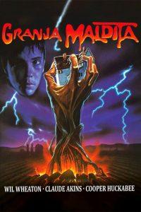 The Curse 1987 DVDR R1 NTSC Latino