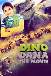Dino Dana: The Movie 2020 DVDR BD NTSC Latino