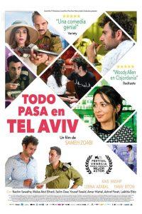 Tel Aviv on Fire 2018 DVDR BD NTSC Spanish