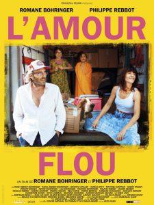 L'Amour Flou 2018 DVDR R2 PAL Spanish