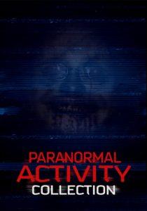 Paranormal Activity Coleccion DVD R1 NTSC Latino [05 Discos]