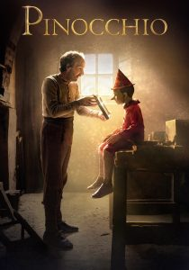 Pinocchio 2019 DVDR BD NTSC Dual Spanish 5.1