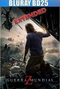 World War Z EXTENDED 2013 BD25 LATINO