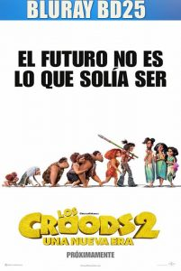 The Croods A New Age 2020 BD25 LATINO