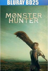 Monster Hunter 2020 BD25 Latino