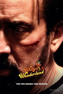 Willy's Wonderland 2021 DVDR BD NTSC Latino