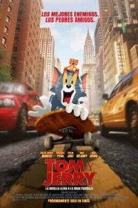 Tom And Jerry 2021 DVDR BD NTSC LATINO 5.1