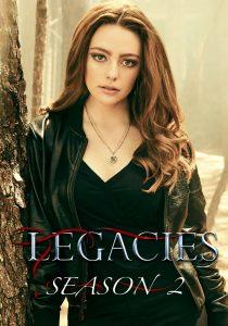Legacies (TV Series) S02 DVDR BD NTSC Latino [04 DISCOS]