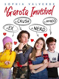 A Garota Invisível 2021 DVDR BD NTSC Latino