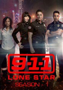 9-1-1 Lone Star (TV Series) S01 DVDR BD NTSC LATINO 5.1 [02 DISCOS]
