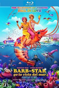 Barb and Star Go To Vista Del Mar 2021 BD25 Latino