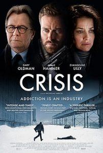 Crisis 2021 DVDR BD NTSC DUAL LATINO 5.1