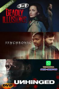 Deadly Illusions-Synchronic-Unhinged