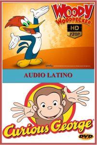 El Pajaro Loco & Jorge El Curioso 2020 DVDR BD NTSC Latino