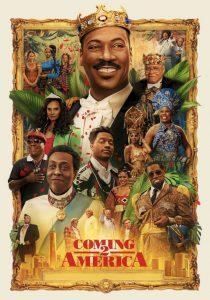 Coming 2 America 2021 DVDR BD NTSC Latino 5.1