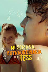 My Extraordinary Summer With Tess 2019 DVDR BD NTSC Latino
