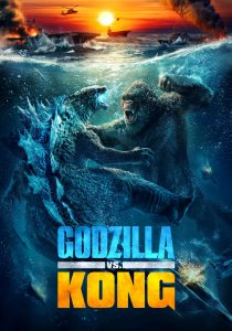 Godzilla vs. Kong 2021 DVDR BD NTSC Latino 5.1
