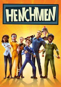 Henchmen 2018 DVDR BD NTSC LATINO