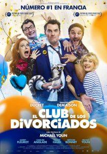 Divorce Club 2020 DVDR R2 PAL Spanish