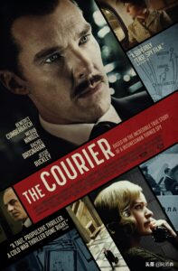 The Courier 2020 DVDR R1 NTSC Sub