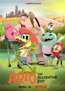 Arlo the Alligator Boy 2021 DVDR BD NTSC LATINO 5.1