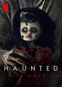 Haunted: Latin America (TV Series) S01 DVDR BD NTSC LATINO 5.1 1 DISCO