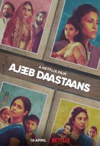 Ajeeb Daastaans 2021 DVDR BD NTSC Dual Latino 5.1