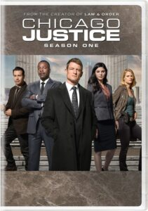 Chicago Justice (TV Series) S01 DVD R4 NTSC Latino 03 Discos