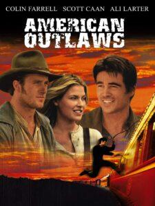 American Outlaws 2001 DVDR BD NTSC Latino
