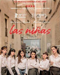 Las Niñas 2020 DVDR R2 PAL Spanish