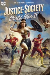 Justice Society: World War II 2021 DVDR NTSC Dual Latino 5.1