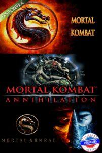 Mortal Kombat 1995-Mortal Kombat Annihilation 1997-Mortal Kombat 2021 Dual Latino