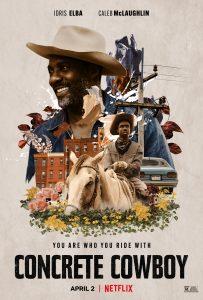 Concrete Cowboy 2020 DVDR BD NTSC Latino 5.1