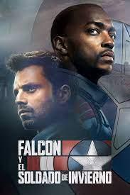 The Falcon And The Winter Soldier (Miniserie de TV) S01 DVDR NTSC Latino 01 Disco