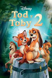 The Fox and the Hound 2 2006 DVDR R1 NTSC Latino