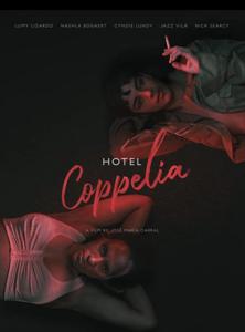 Hotel Coppelia 2021 DVDR BD NTSC Latino 5.1