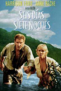 Six Days Seven Nights 1998 DVDR NTSC Latino