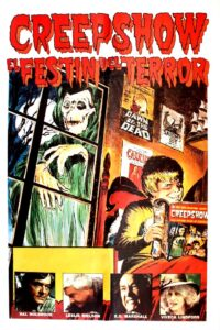 Creepshow 1982 DVDR NTSC Latino