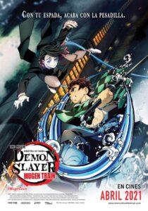 Demon Slayer the Movie: Mugen Train 2020 DVDR NTSC Sub