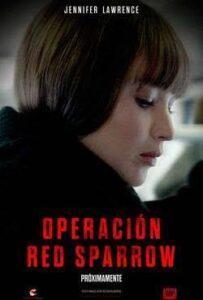 Red Sparrow 2018 DVDR R1 NTSC Latino
