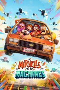 The Mitchells vs. the Machines 2021 DVDR NTSC Dual Latino 5.1