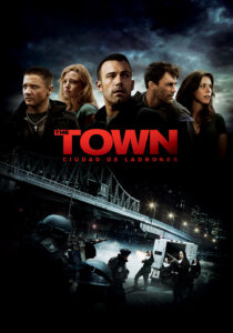 The Town EXTENDED 2010 DVDR BD NTSC Latino 5.1