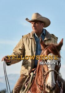 Yellowstone (Serie de TV) S01 DVDR NTSC Dual Latino 02 DISCOS