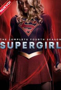 Supergirl (TV Series) S04 DVD HD Dual Latino + Sub 5xDVD5